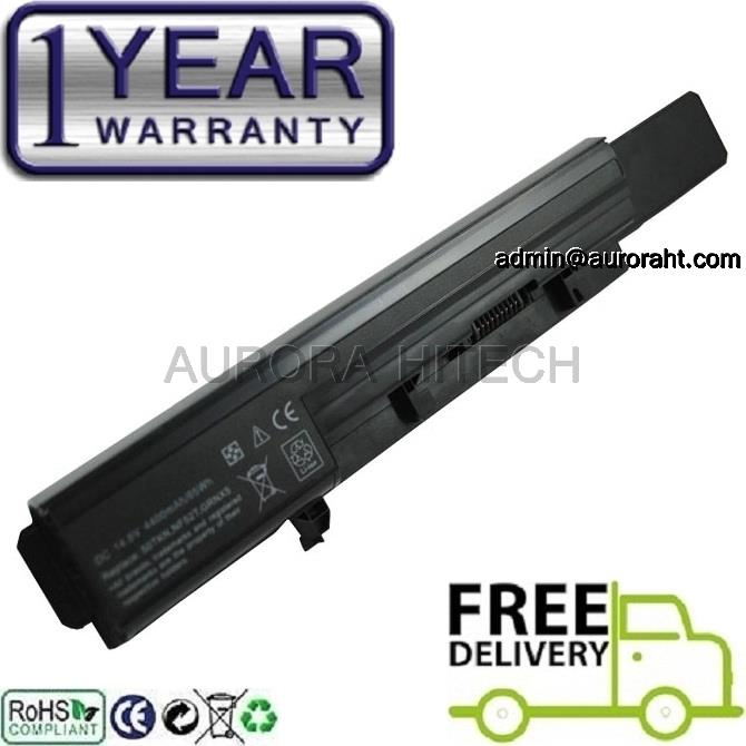 Dell Vostro GRNX5 NF52T 50TKN 0XXDG0 07W5X0 7W5X09C 8 Cells Battery