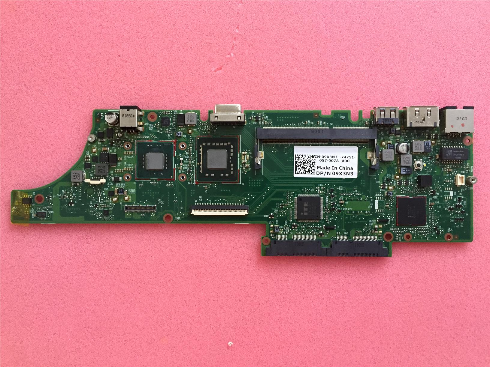 Dell Vostro V13 Motherboard System Board with Intel 1.4GHz 9X3N3 09X3N