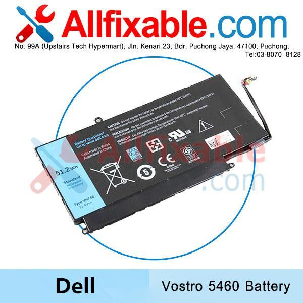 Dell Vostro V5460 5460 5460D 5470 5560 5560D 5560R Laptop Battery