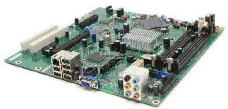 Dell WG864 - DELL DIMENSION E520 MOTHERBOARD