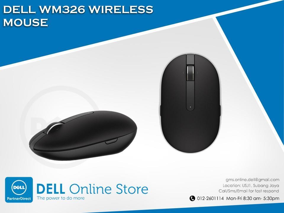 25ca4cab782 Manual mouse dell wm326