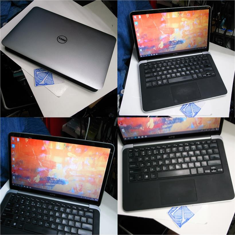 Dell XPS 13 i5 4GB 128SSD 1.35KG Slim ULTRABOOK Rm1230