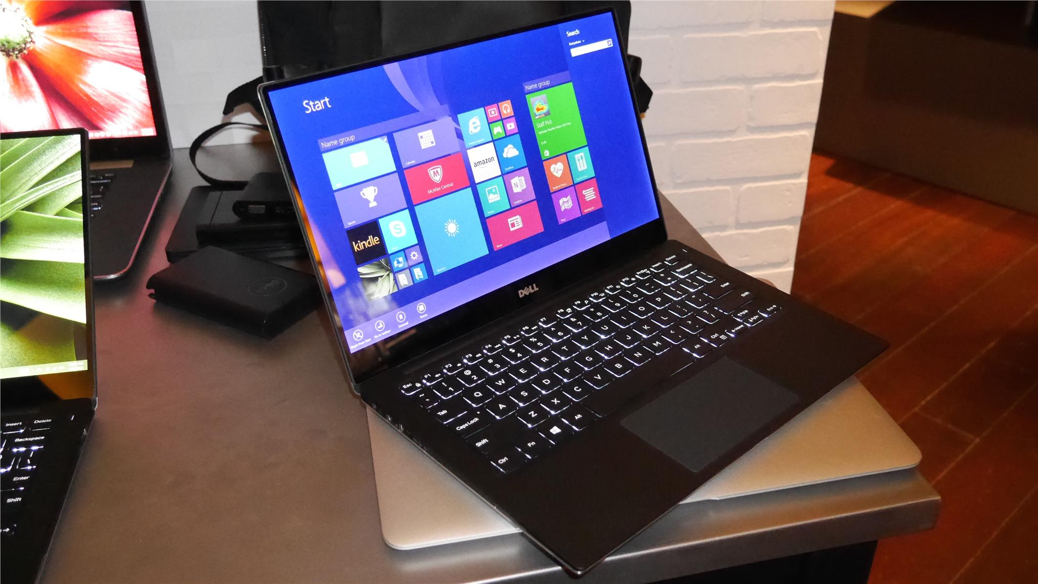 Dell XPS 13 QHD 13.3 Inch Touchscreen Laptop Review