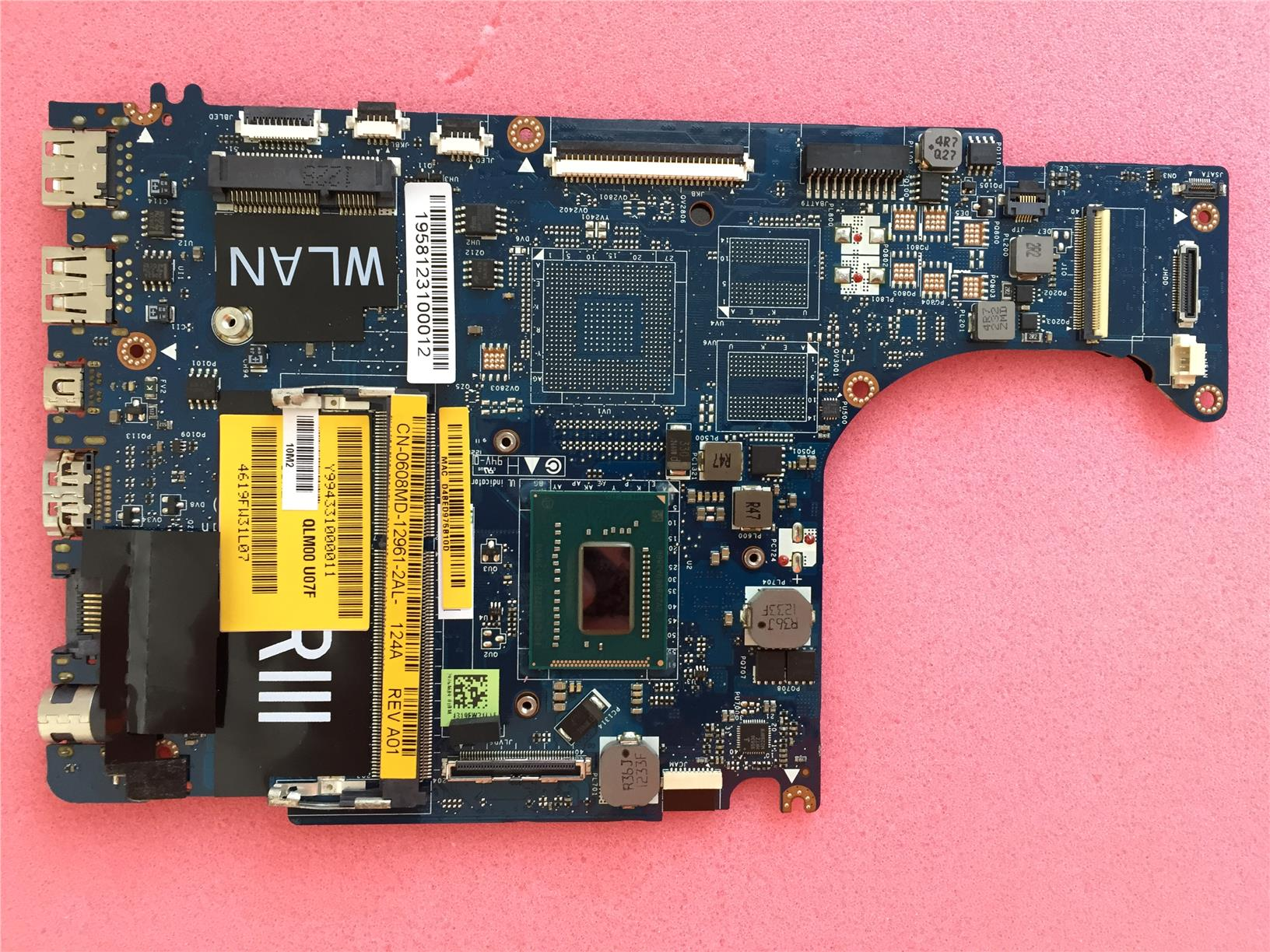 NEW Dell XPS 14 L421x i5-1.7Ghz Laptop Motherboard 608MD 0608MD