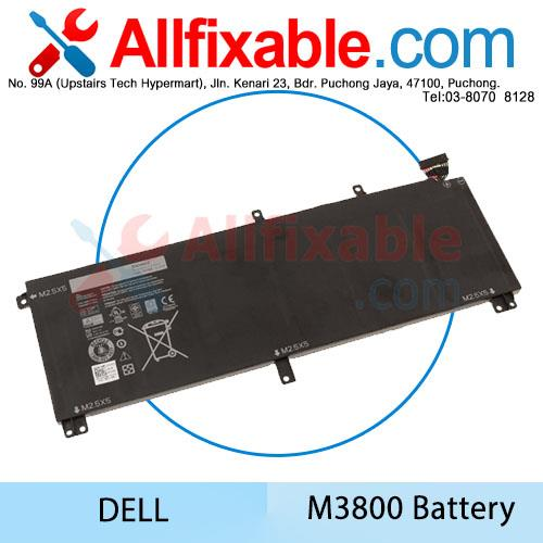 Dell XPS 15-9530 9535 P31F Precision M3800 M2800 Battery