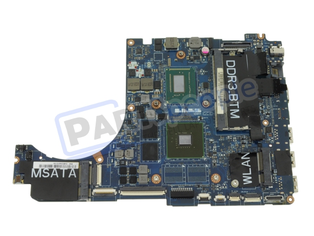 Dell XPS 15 (L521X) Motherboard System Board with On-board Intel i5-32