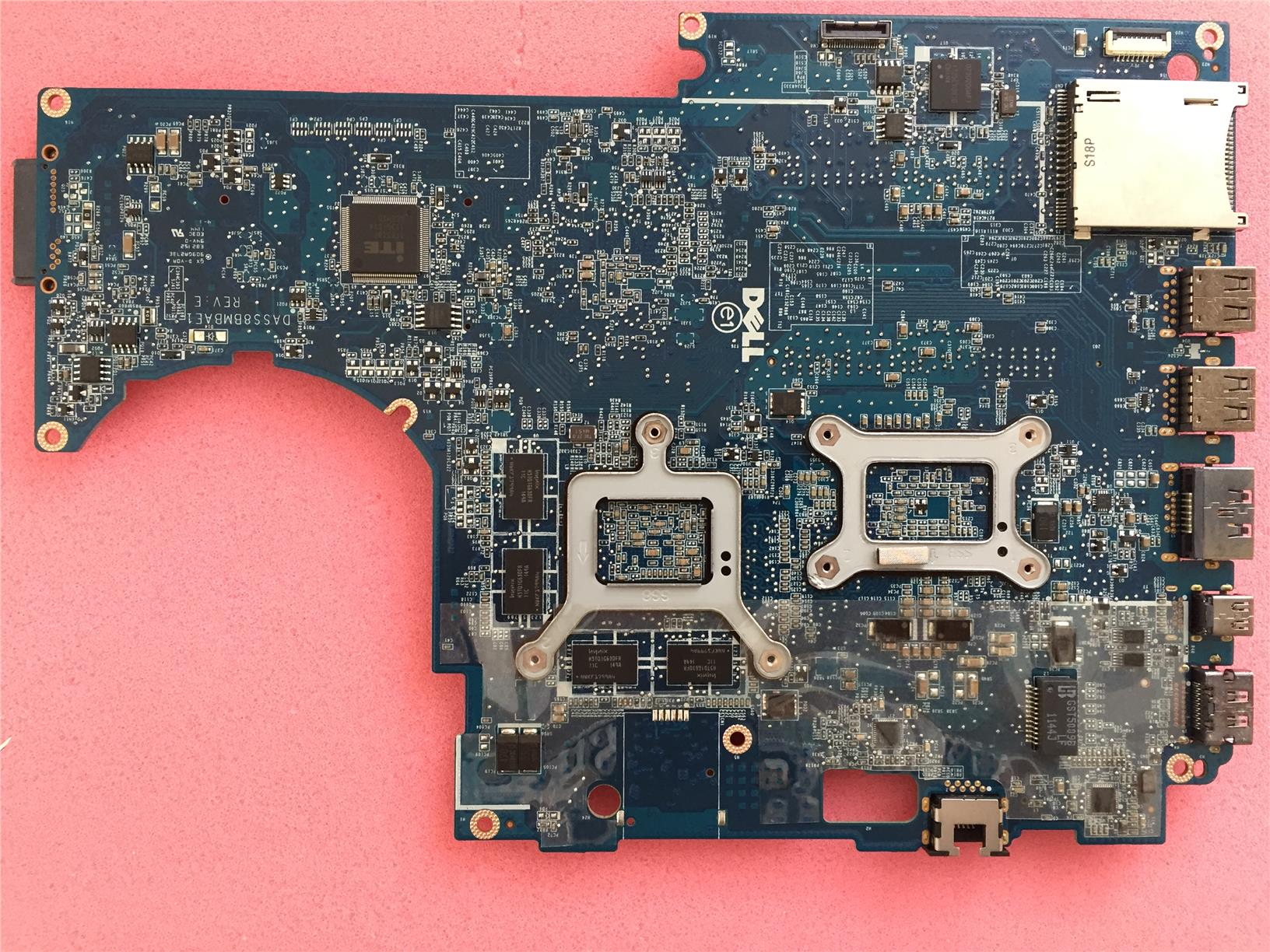 Dell XPS 15z Intel i-Core i7-2640m 2.8GHz CPU Laptop Motherboard 0CJ88