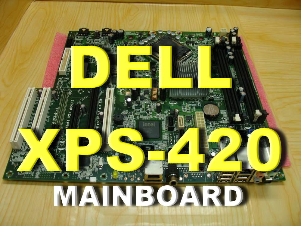 DELL XPS 420 PC MAINBOARD