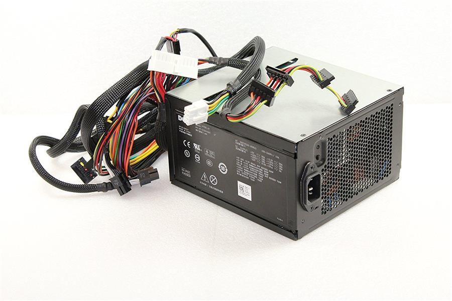 DELL XPS 630 MT 750W Power Supply PSU DW209 DW002 D750E-00