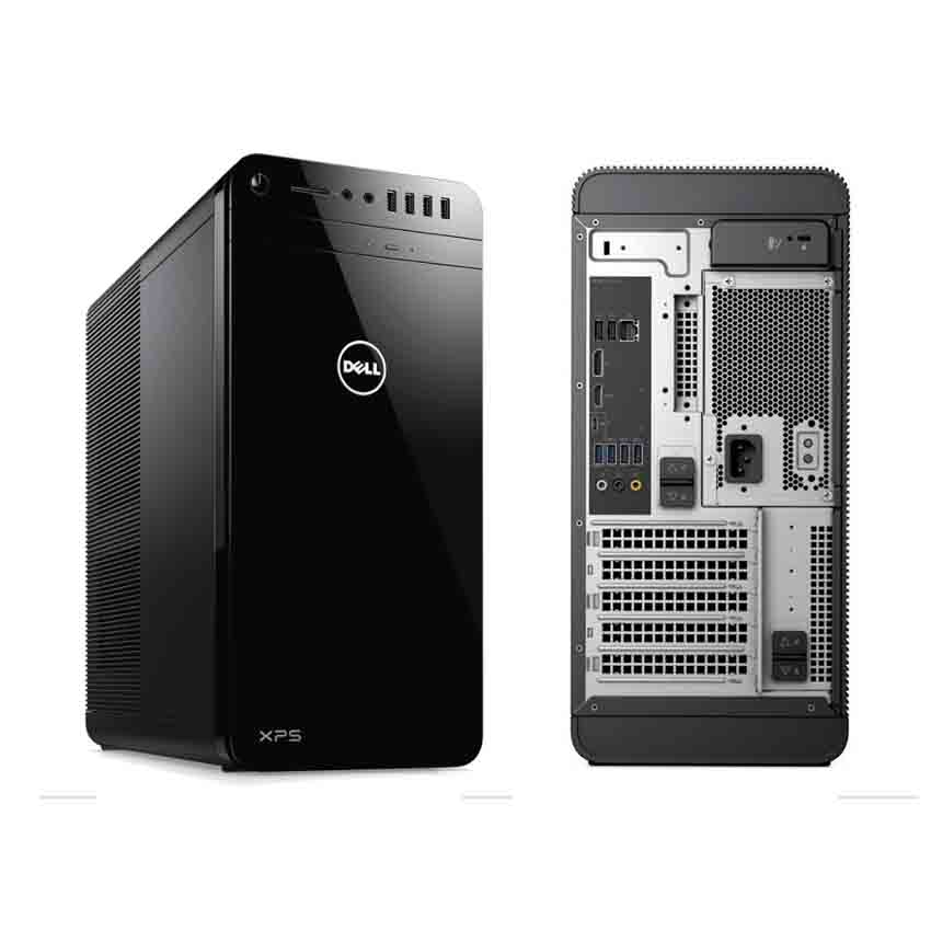 Dell XPS 8930 Desktop Gaming PC (i7-8700 4.6Ghz, 2TB+256GB SSD,16GB Ra