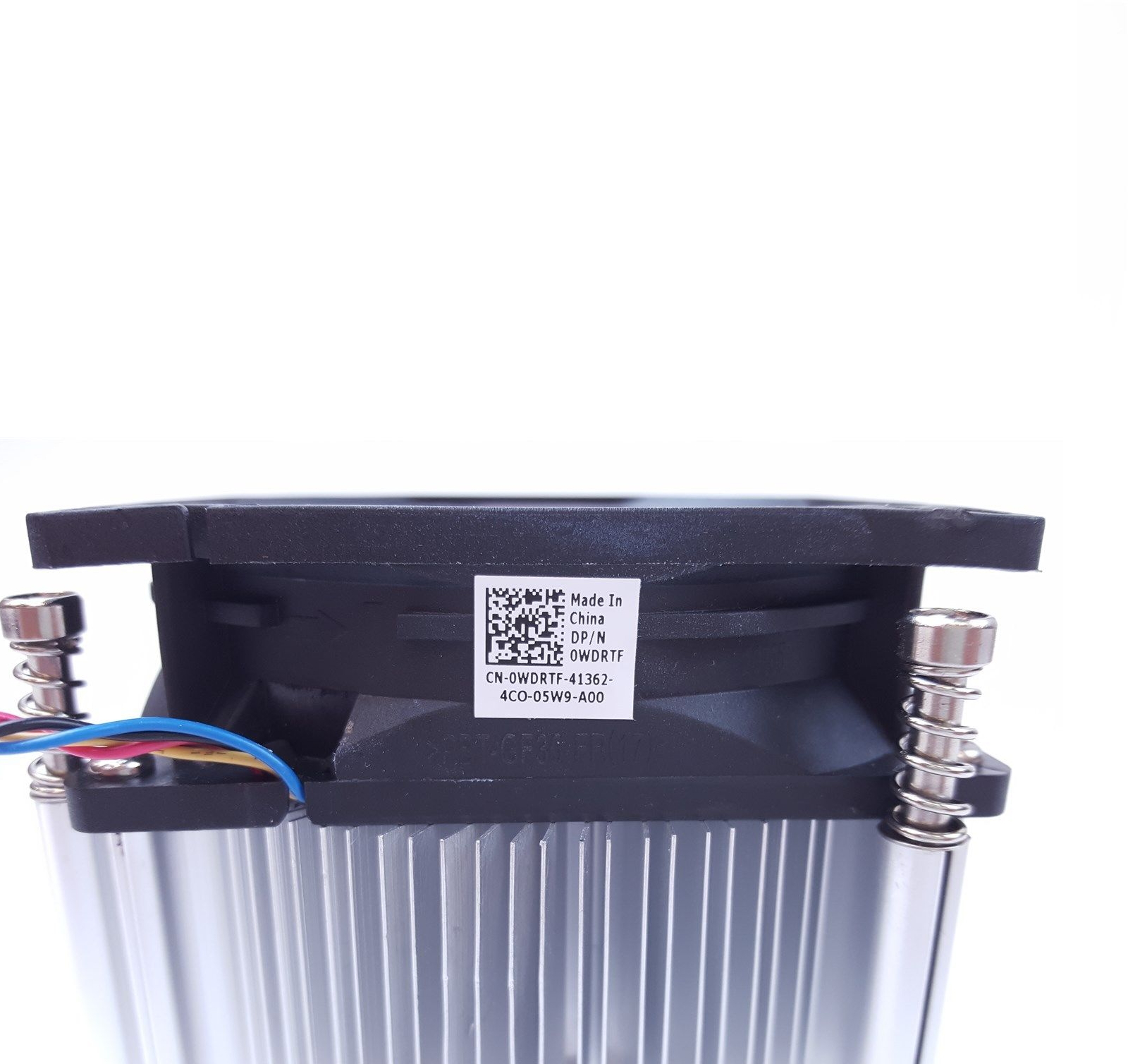 9636f414870 Dell XPS Dimension 8300 8500 8700 CPU Cooling Fan With Heatsink 0WDRTF. ‹ ›