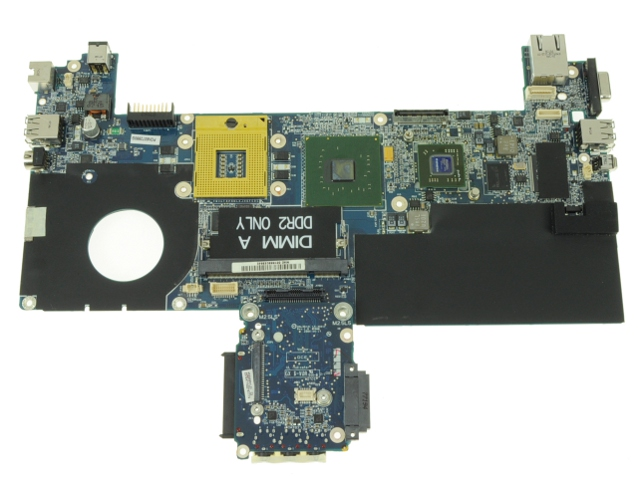 Dell XPS M1210 Laptop Motherboard with Discrete Nvidia Video Chip - R0