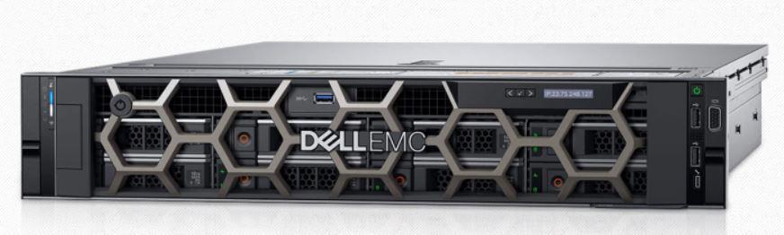 DellEMC PowerEdge R740 Server (with Intel Xeon Silver 4110 CPU)