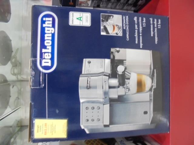 Delonghi Espresso & Cappuccino Coffee Maker