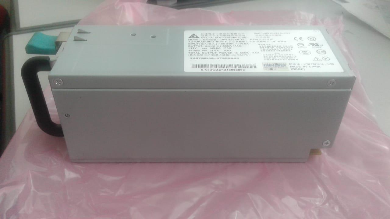 Delta DPS-600SB-D 600W for QNAP 2U Redundant Power Supply TS-1679U