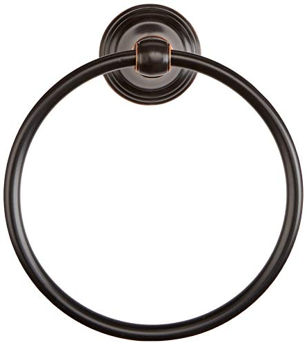 Delta Oil Rubbed Bronze Delta Faucet  79646-OB Windemere Towel Ring