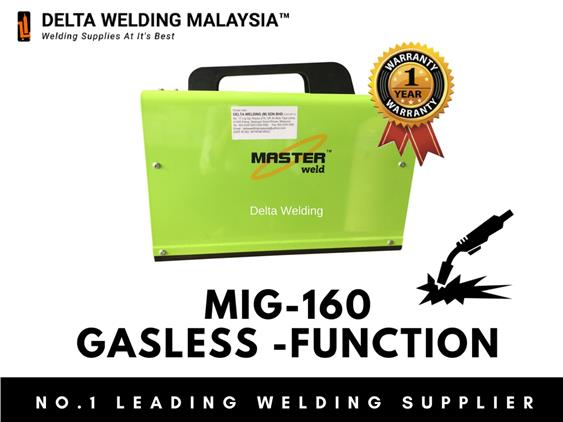DELTA MACHINE WELDING MALAYSIA 160A GRILL-REPAIRS  MIG KIMPALAN