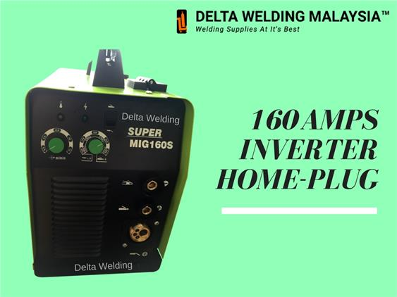 DELTA MASTER IGBT INVERTER GMAW GASLESS MACHINE WELDING SET
