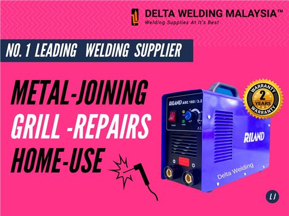 DELTA RILAND 160A Stick ARC welding machine Inverter