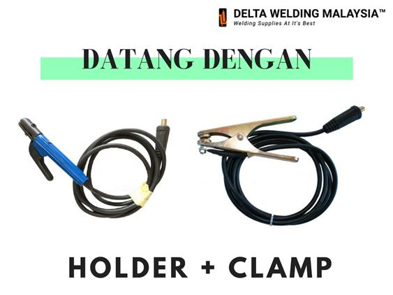 DELTA WELDING MACHINE GRILL REPAIRS MIG GASLESS MALAYSIA