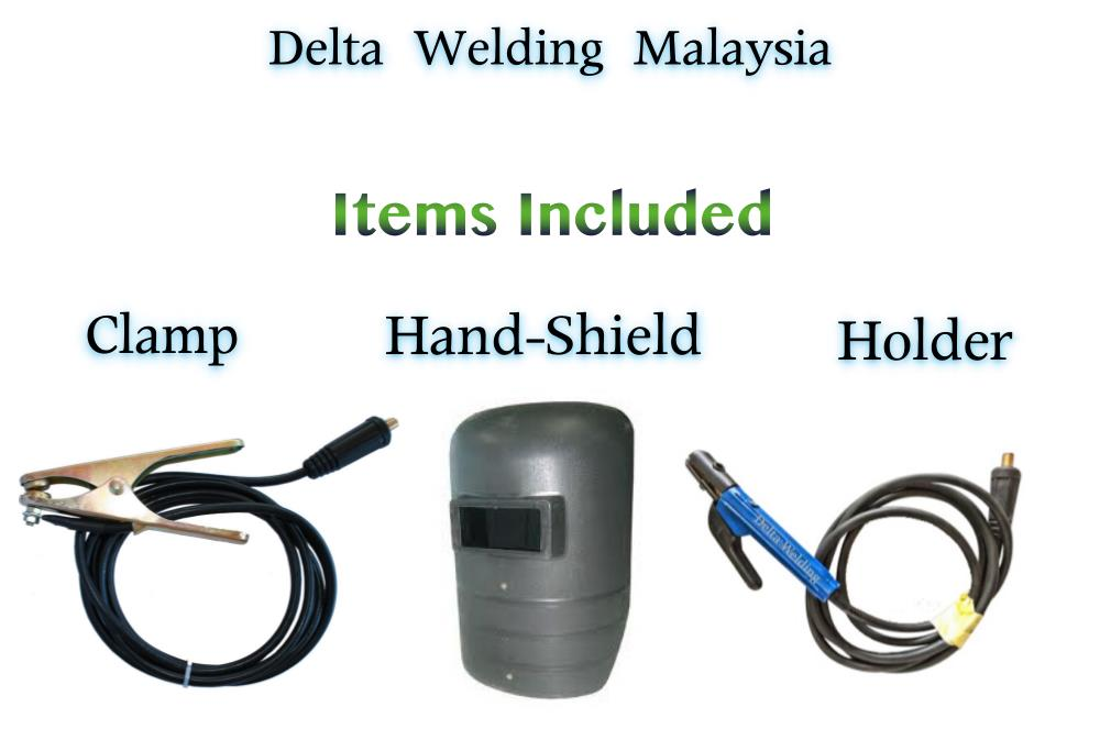 DELTA WELDING MACHINE MALAYSIA ARC 200CT INVERTER PIPING