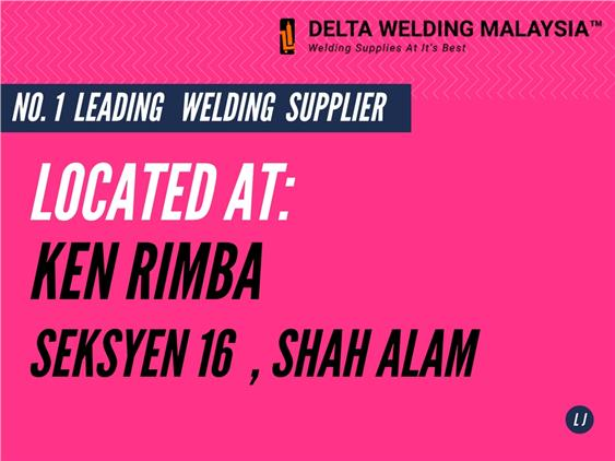 DELTA WELDING MACHINE MALAYSIA DIGITAL SMAW 170A INVERTER