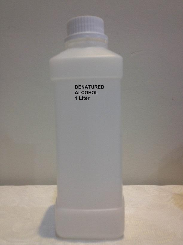 Denatured Alcohol 95% - 1 Liter
