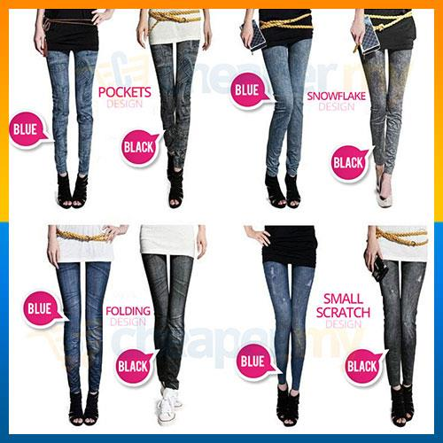 Jegging jeans malaysia