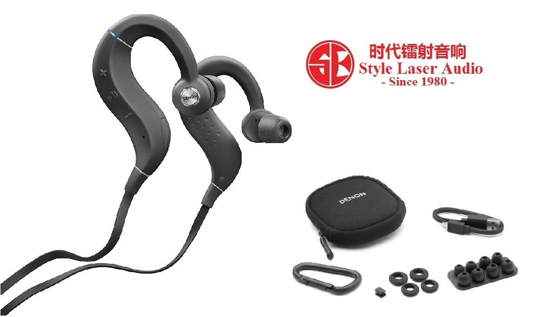 Denon AH-C160W Wireless Sport Headphones