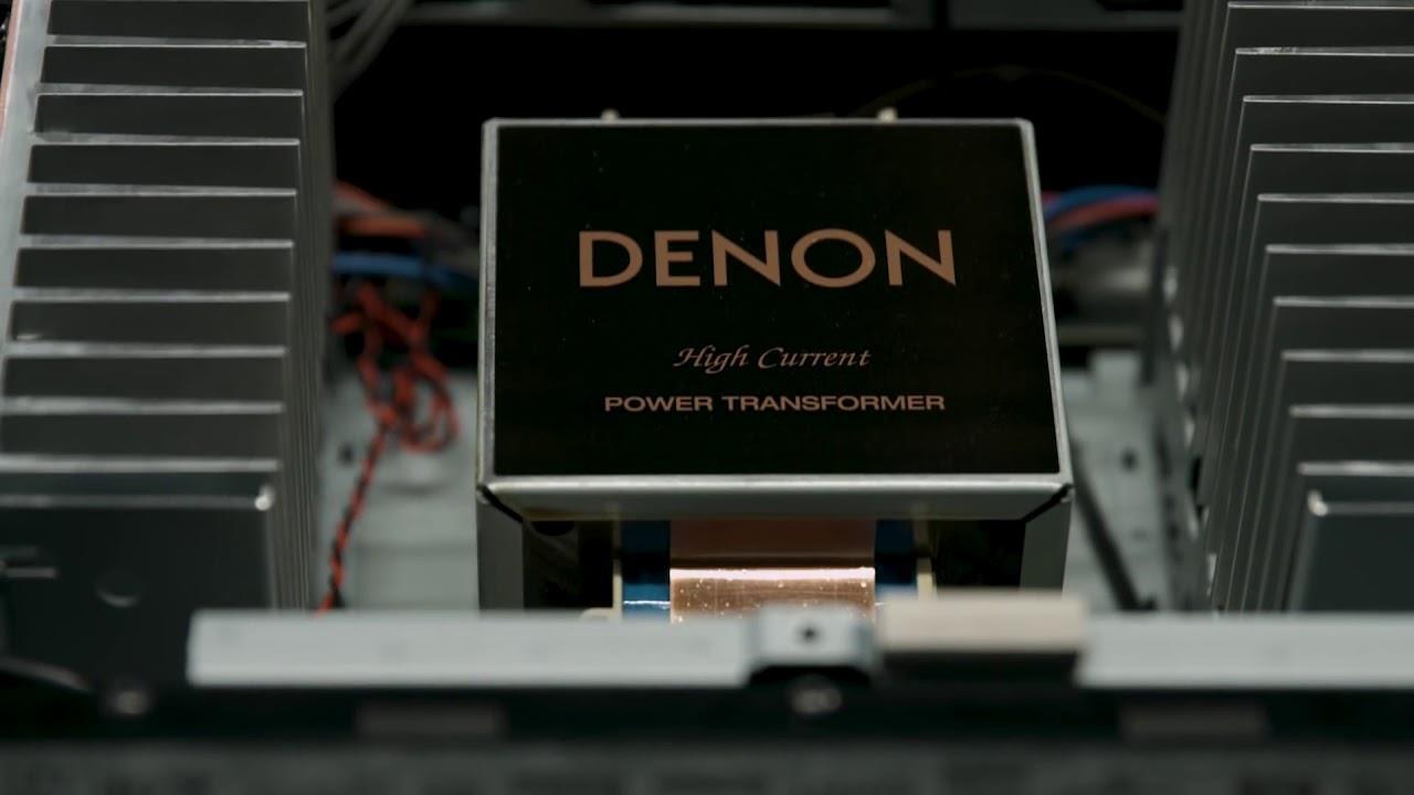 Denon AVR-X8500H 13 2Ch Atmos Network AV Receiver