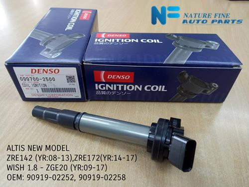 Denso Ignition Coil for Altis New model ZRE142 08-13/14-17/ Wish 1.8