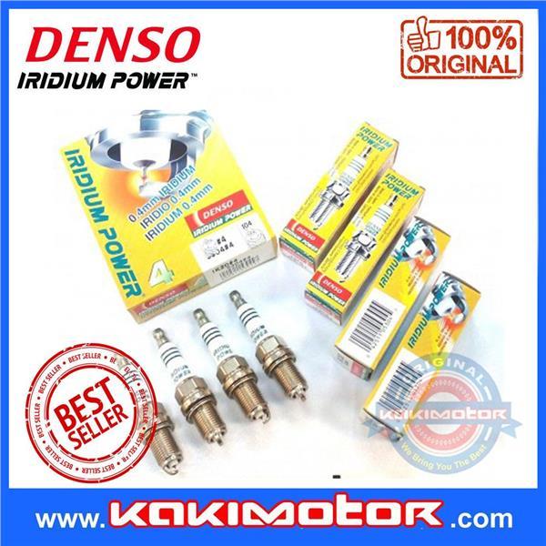 5307 4x DENSO IRIDIUM POWER IW22 Spark Plug