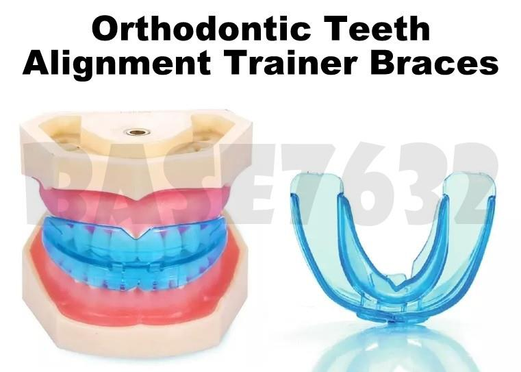 Dental Oral  Irregular Teeth Orthodontic Braces Alignment Trainer