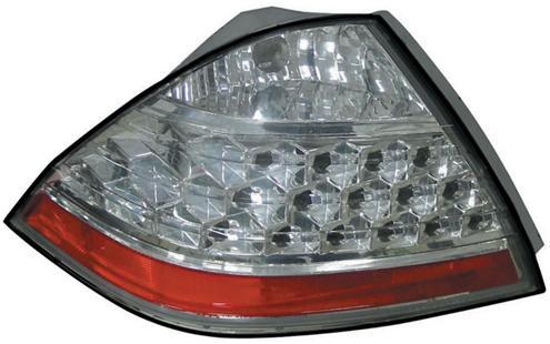 DEPO Honda Accord '06 Crystal Clear Tail Lamp