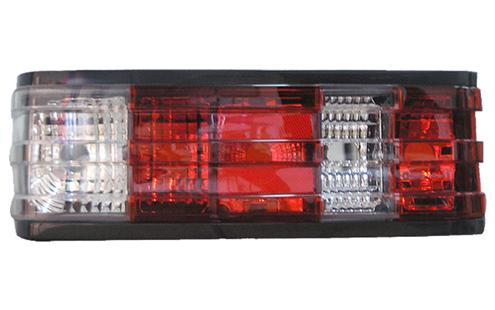 DEPO Mercedes W201 190E Crystal Tail Lamp Red-Clear Lens
