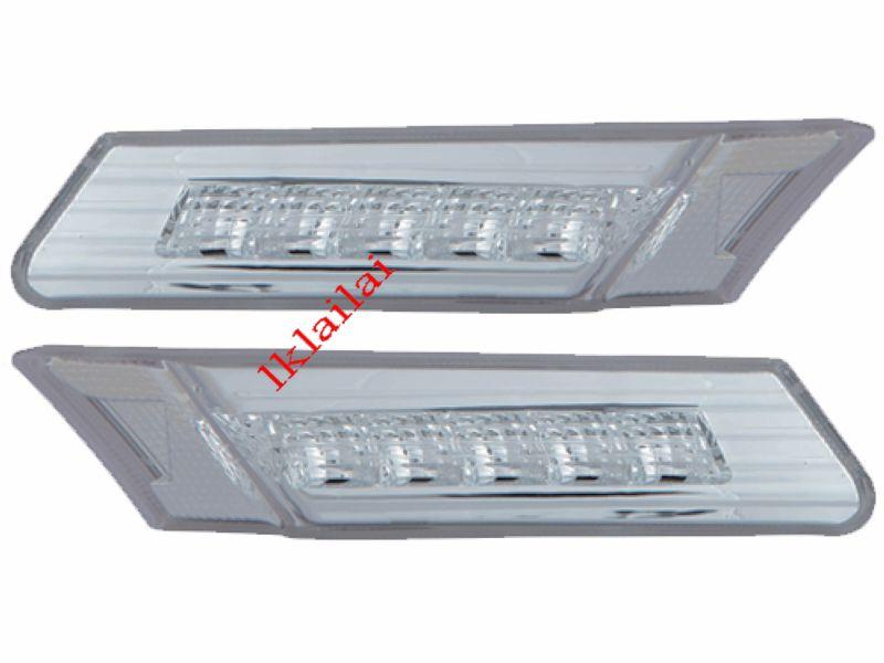 DEPO Porsche 911/987/997 Cayman/Boxster LED Side Lamp Crystal Clear