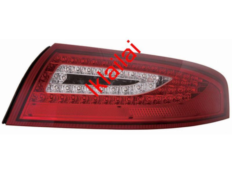 DEPO Porsche 996 `99-04 Tail Lamp Crystal LED Red/Clear [PS41-RL01-U]