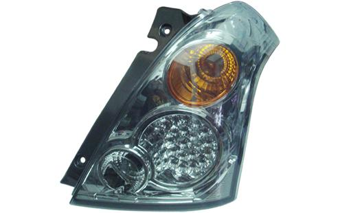 DEPO Suzuki Swift `05 Tail Lamp Crystal LED Clear Lens [SK01-RL08-U]