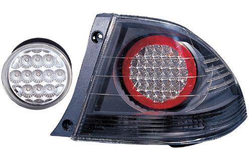 DEPO Toyota Altezza/ IS200 `01-04 Tail Lamp Crystal LED [TY61-RL01-U]