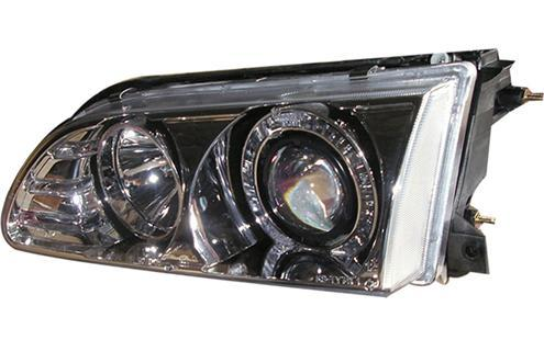DEPO Toyota Corolla `92-98 AE100/101 AE100 Head Lamp Crystal Chrome W/