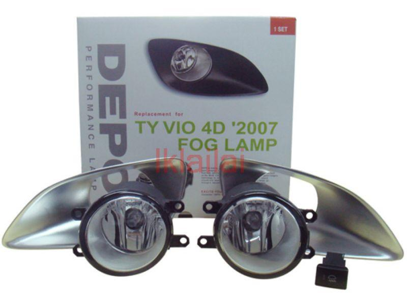Depo Toyota Vios  08 Ncp93 Fog Lamp  End 1  12  2020 8 58 Pm