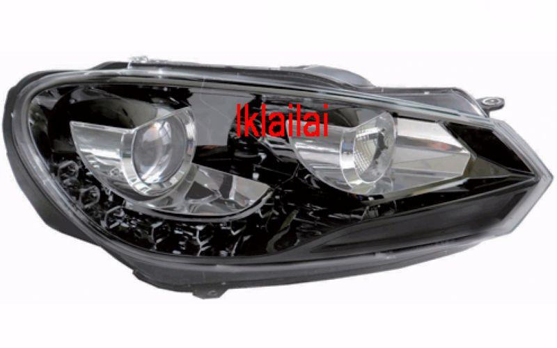 DEPO Volkswagen Golf `08 Projector Head Lamp W/DRL