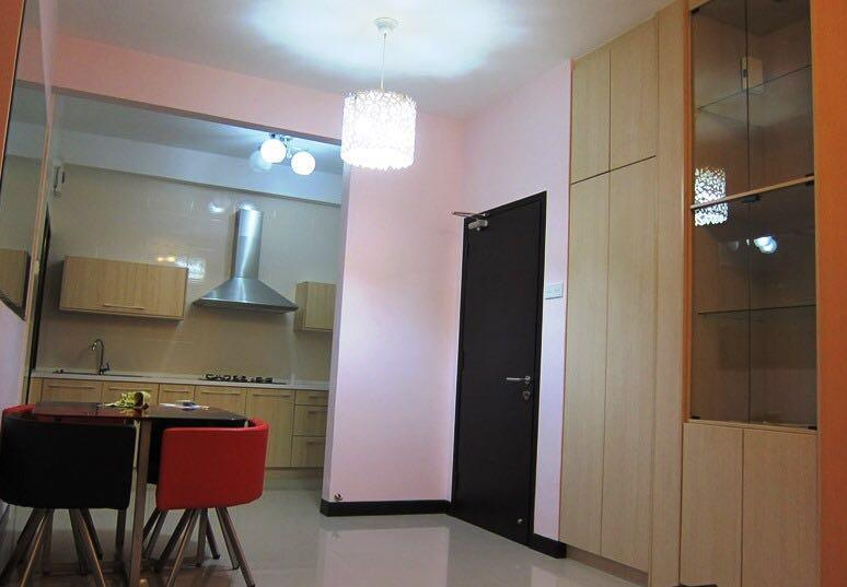 Desa Idaman Apartment for rent, Ground Floor, Fully Furnished, Puchong