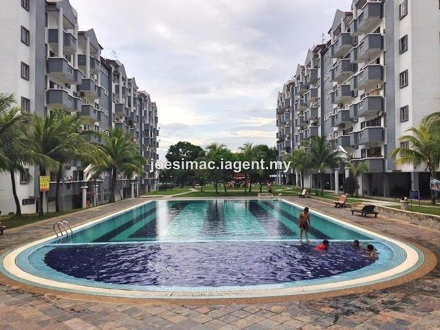 Desa Skudai Apartment For Rent Johor Bahru