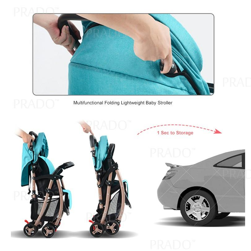 NEW Design Multifunctional Lightweight Baby Stroller Folding Carrier