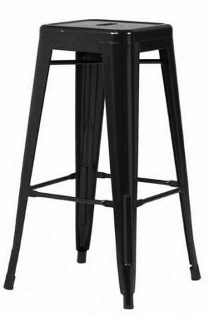 Designer Tolix Metal Steel Bar High Stool Chair Seating