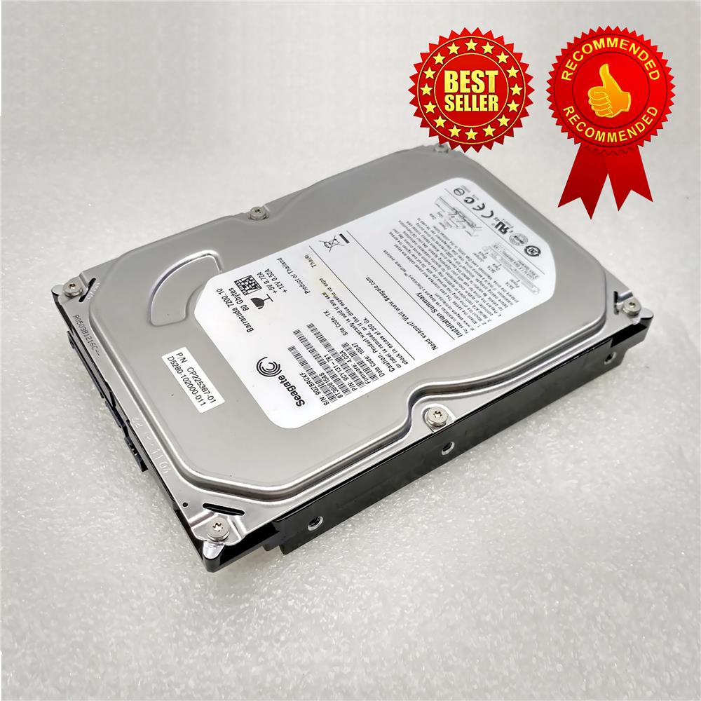 Desktop Hard Disk 80GB 3.5' inch_Used_Mix Brand