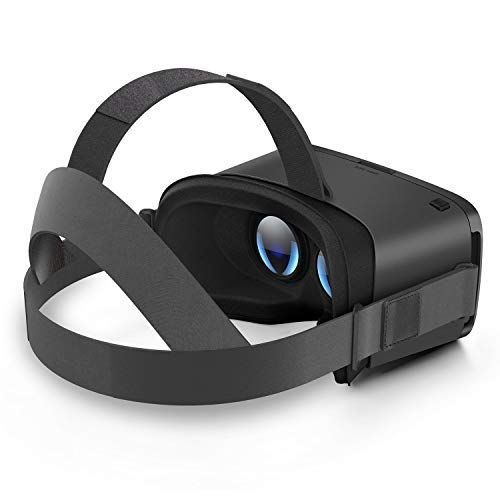 .... . DESTEK V5 VR Headset, 110° FOV Eye Protected HD Virtual Reality Headse