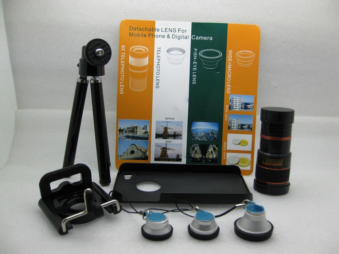 1d219ae66a4c49 Detachable lens for Mobile Phone & Digital Camera - Iphone 4. ‹ ›