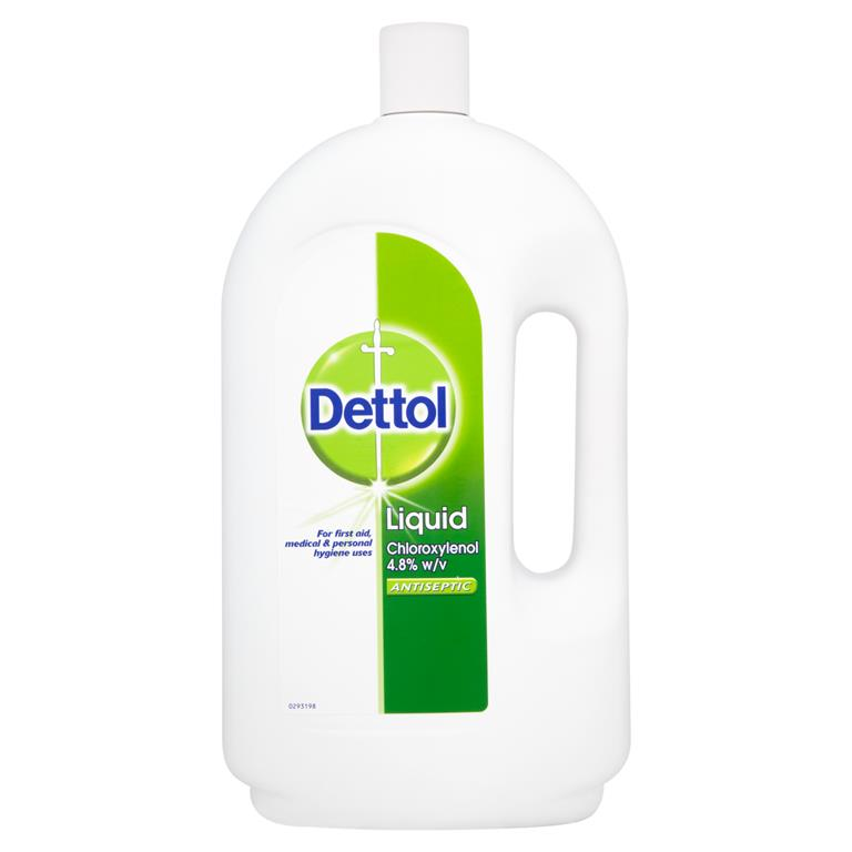 Dettol Liquid Antiseptic 4000ml